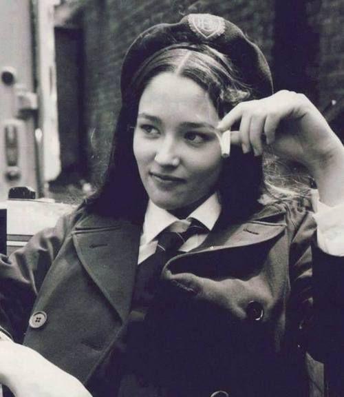 a very un-Juliet Olivia