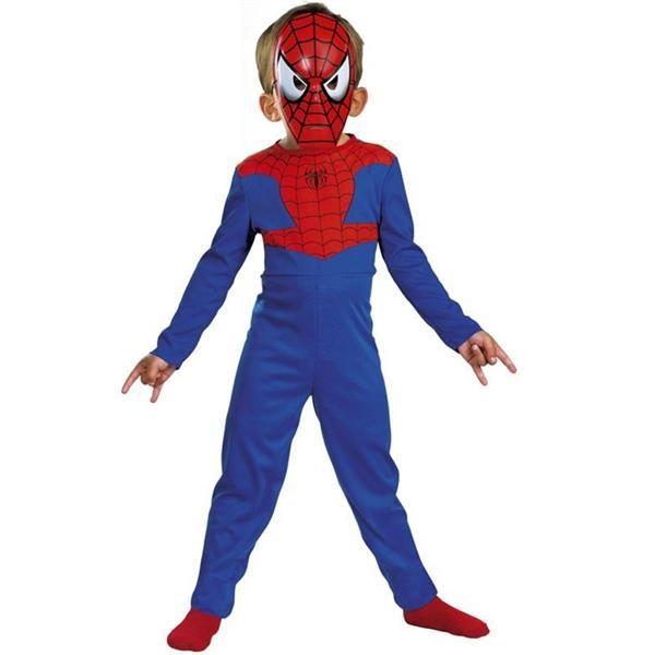 Корновальный костюм человек паук