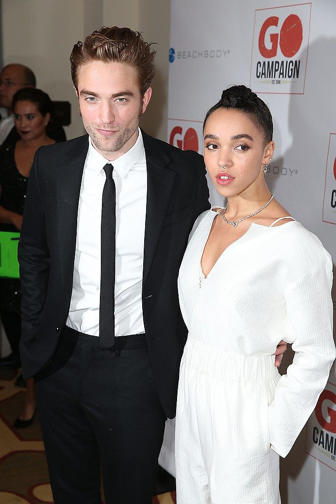 FKA Twigs Wearing a White Jumpsuit | POPSUGAR Fashion