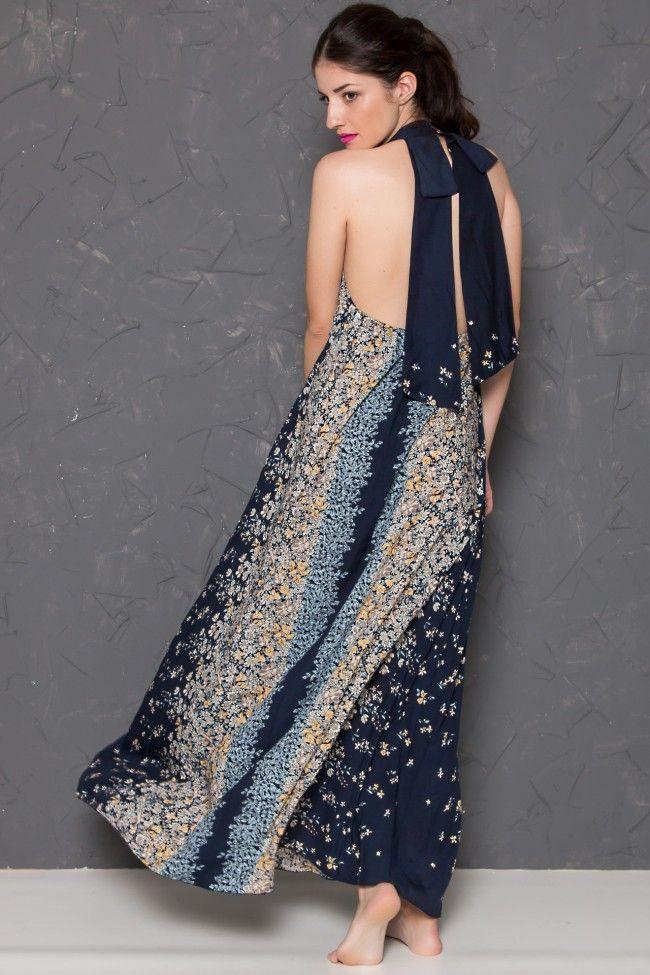 Maxi Floral Dream Dress