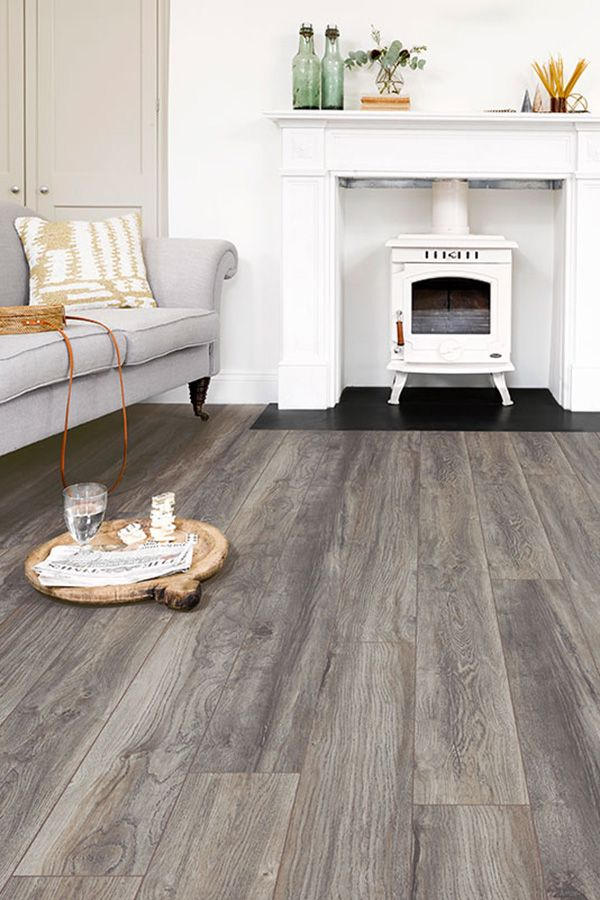 Series Woods Professional 10mm Laminate Flooring Harbour Grey Oak In 2020 Gray Oak Floor Grey Oak Grey Flooring