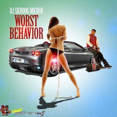 "CHECK DEEZ : DJ Skroog Mkduk - Worst Behavior...DJ Skroog Mkduk sends his new mixtape ""Worst Behavior"" featuring new music from Migos, 2Chainz, Wiz Khalifa, Chief Keef, K Camp, Maino, Uncle Murda, Ace Hood, Eryka Badu, Juicy J, Snow Da Product, Trinidad James, David Banner and more."