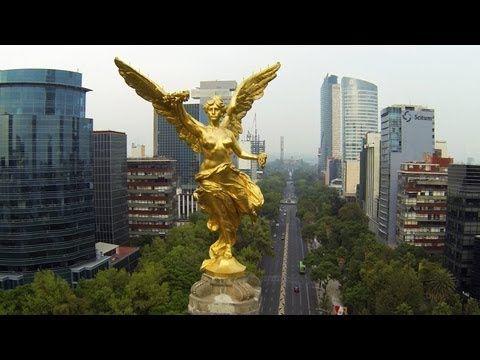 DJI Phantom Video Contest - Exploring Mexico Un espectacular recorrido aéreo por México, cortesía de un drone.
