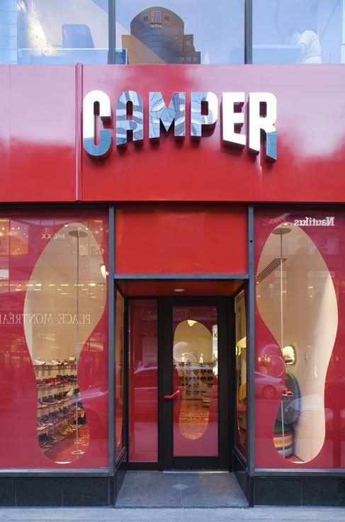 Camper Store Montréal Montréal / Canada / 2012