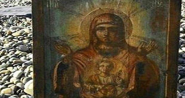 Ξεκινάει αθόρυβα: η ΠΑΝΑΓΙΑ η Δελφινούσσα έδωσε την εικόνα ΤΗΣ για να την πάνε οι Ρώσοι στην ΠΟΛΗ