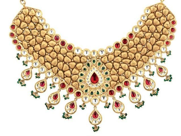 Gold jewellery is relatively easy to make for jewellers, no other metal 1 ounces in weight can be told flat into a shape covering hundred square feet in area! Goal is easy to make, and holds its lustre for decades and even centuries if not less.