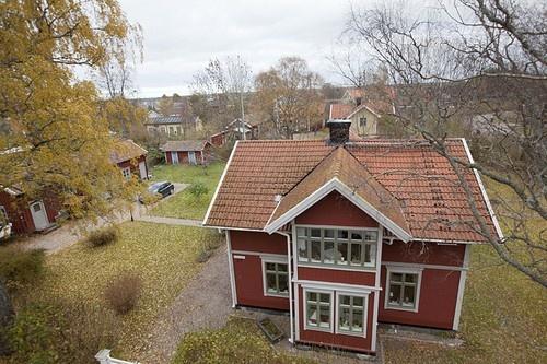 Sekelskifteshus till salu roslagen östhammar småstad