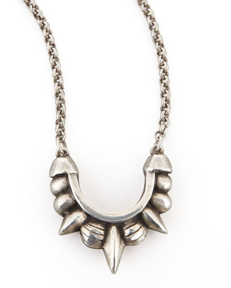 Pamela Love - Small Tribal Spike Necklace