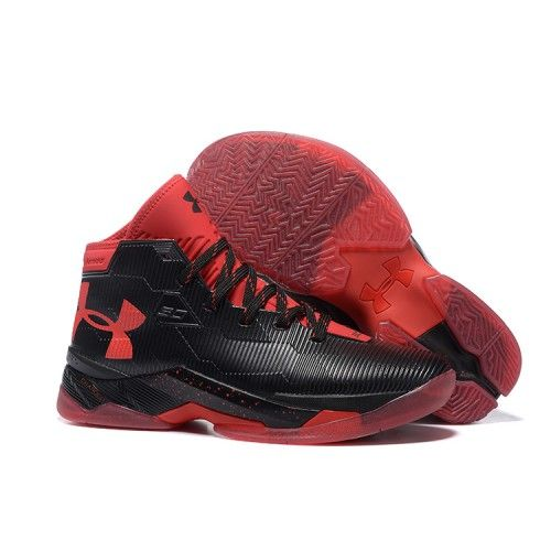 cheaper 136cf 347ab ... Clutchfit Drive Usa Stephen Curry Pe Blanc Rouge Noir Vente Agrandir  limage. Under Armour Curry 2.5 - Mens BlackBright Crimson Basketball Shoes  Online