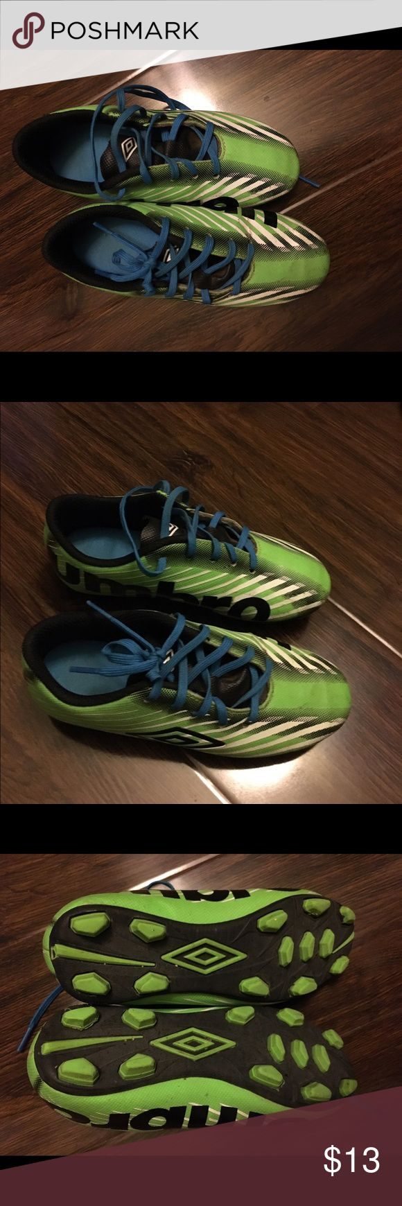 Soccer cleats boys Boys size 13 used in good condition soccer cleats Shoes