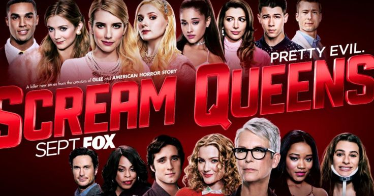 Scream Queens is an American horror comedy anthology television series created by Ryan Murphy, Brad Falchuk. D