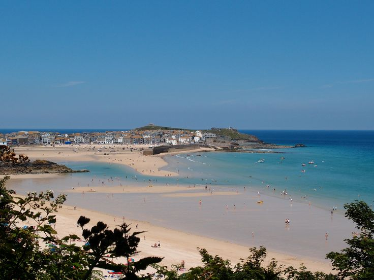 #StIves by Gillian Rose. #Cornwall #beach