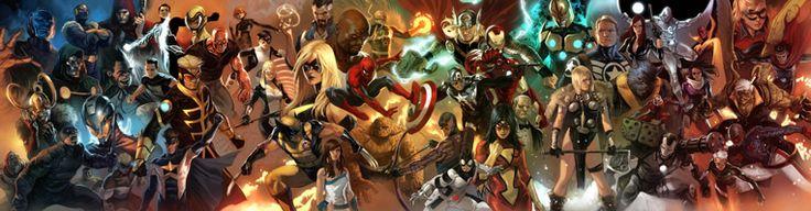 Superhero Database | Superheroes, Villains, Teams and Superpowers