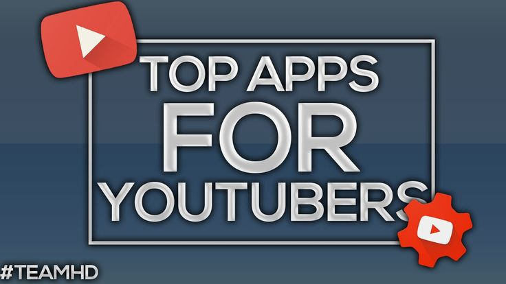 Top 5 Apps for Youtubers 2016! TOP 5 APPS FOR YOUTUBERS 2016! HELLO EVERYONE HOW'S EVERYONE DOING ITS SLENZER HERE BACK WITH ANOTHER TOP 5 SERIES IN THIS EPISODE I AM GONNA SHOWING YOU MY LIST OF BEST ANDROID APPS FOR YOUTUBERS! #1 APP :-http://ift.tt/1nWvXCf #2 APP :-http://ift.tt/1EjfCWI #3 APP :-http://ift.tt/YzUp5H #4 APP :-http://ift.tt/UlbOv2 #5 APP :-http://ift.tt/2hwyBbe Musics used Background Music :- The Fat Rat - Unity Outro Music :- NCS Nekozilla ||Caught me here|| Twitter…