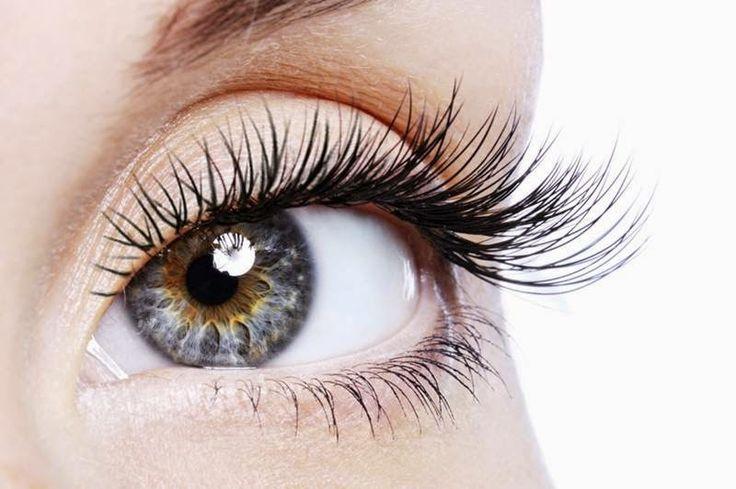 How To Grow Longer Eyelashes,