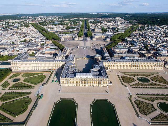 El Palacio de Versalles símbolo de la realeza francesa