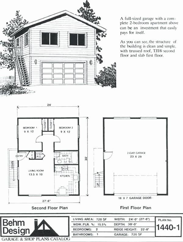 16 X 24 House Plans Inspirational 24 X 24 Garage Plans Fakesfo In 2020 Garage Plans With Loft Garage Floor Plans Apartment Floor Plans