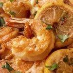 Shrimp Francese - SippitySup