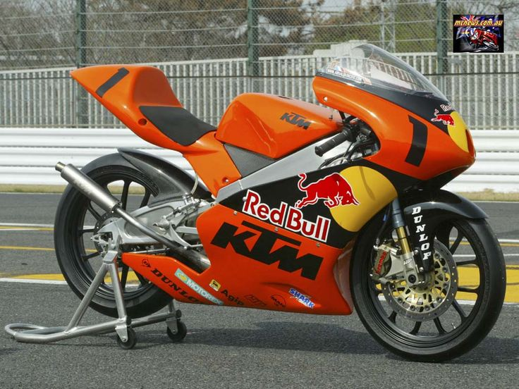 ktm 125cc motogp -