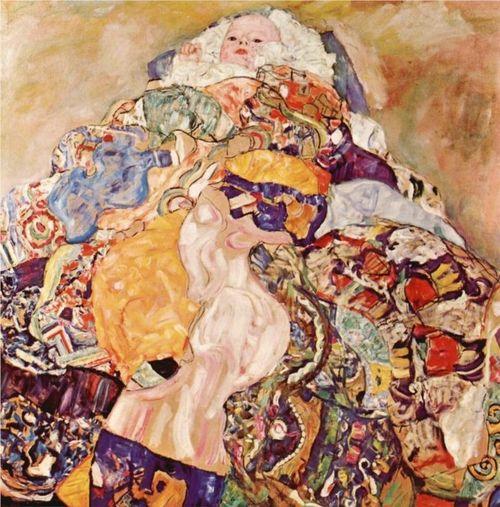 Baby ~ Gustav Klimt