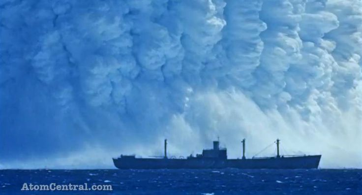 Nuclear Bomb Underwater Explosion | Qlty Video | Pinterest