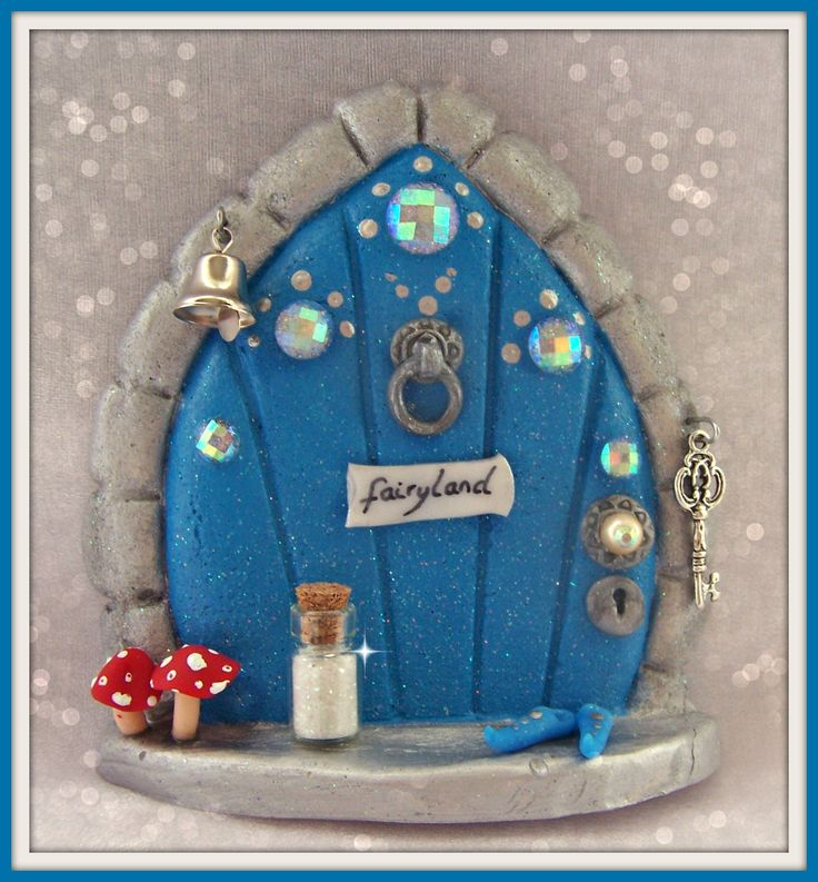 1822 best images about fairy doors on pinterest for Idea behind fairy doors