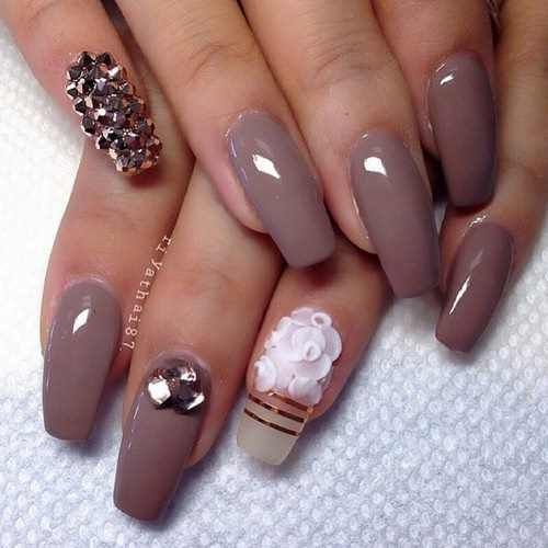163 best nail art designs images on pinterest nail art designs simple nail art designs 2016 style you 7 prinsesfo Gallery