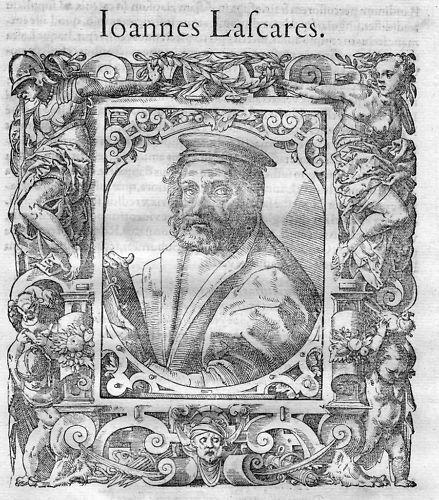 Lascaris, Andrea Giovanni (1445-1535)