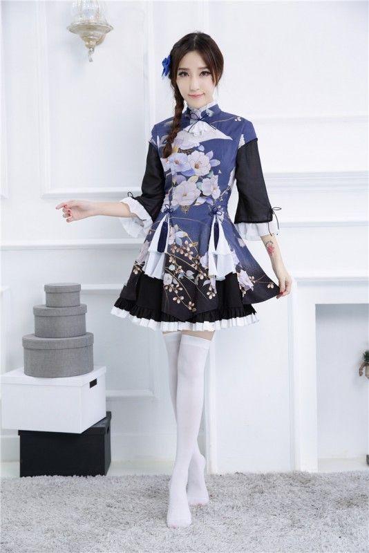 チャイナドレス ミニ チャイナ コスプレ 衣装 チャイナ服 コスプレ衣装 大人用 女性 ハロウィンコスチューム