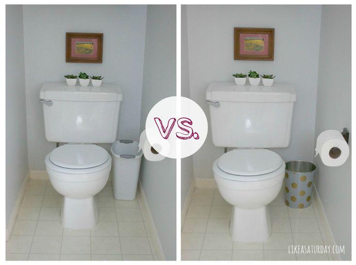 die besten 17 ideen zu badezimmer mülleimer auf pinterest | wäschekorb, Badezimmer