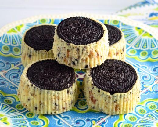 Cookies N Cream Cheesecake Cupcakes Recipe - Food.com