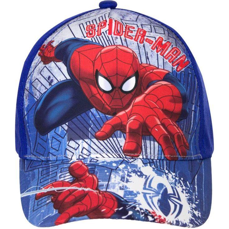 Spider-Man Pet (Blauw) #spiderman