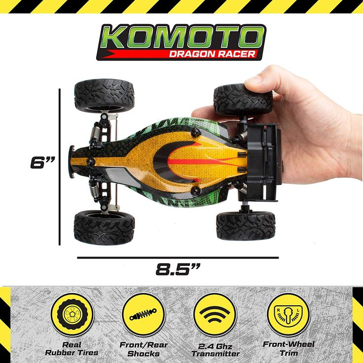 Remote Cars for Boys or Adults Komoto RC