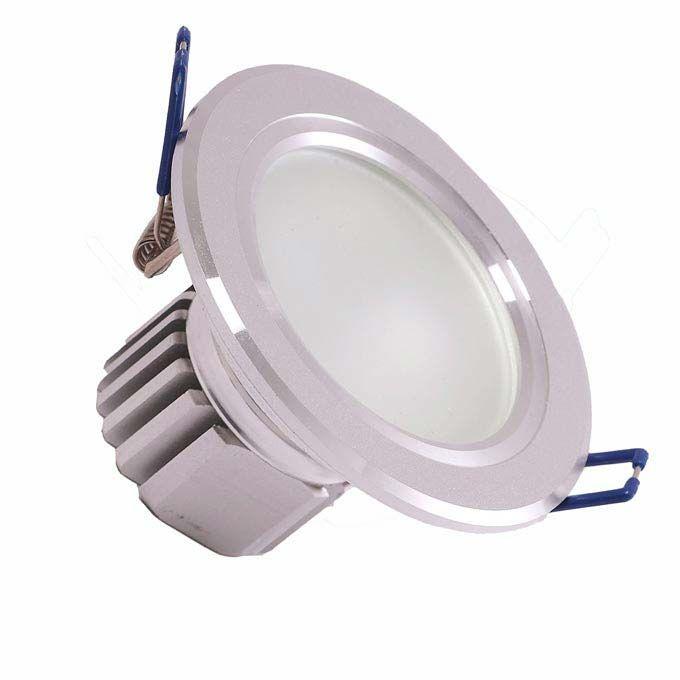 led ceiling light fixtures 5w 3 inch 100240v