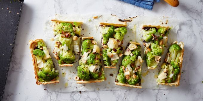 This easy hazel-nutty crust tastes great with the no-waste broccoli filling. We recommend cooking this one up on a Sunday and having as a no-brainer breakfast during the week. – I Quit Sugar