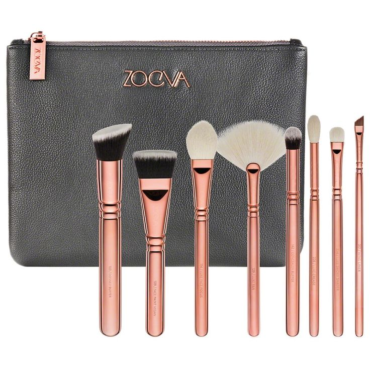 ZOEVA Sett Rose Golden Luxury Set Vol. 3 PRODUCT