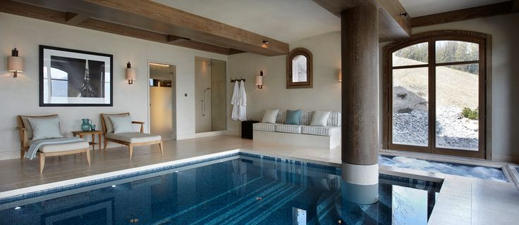 Chalet in Courchevel - Swimming Pool