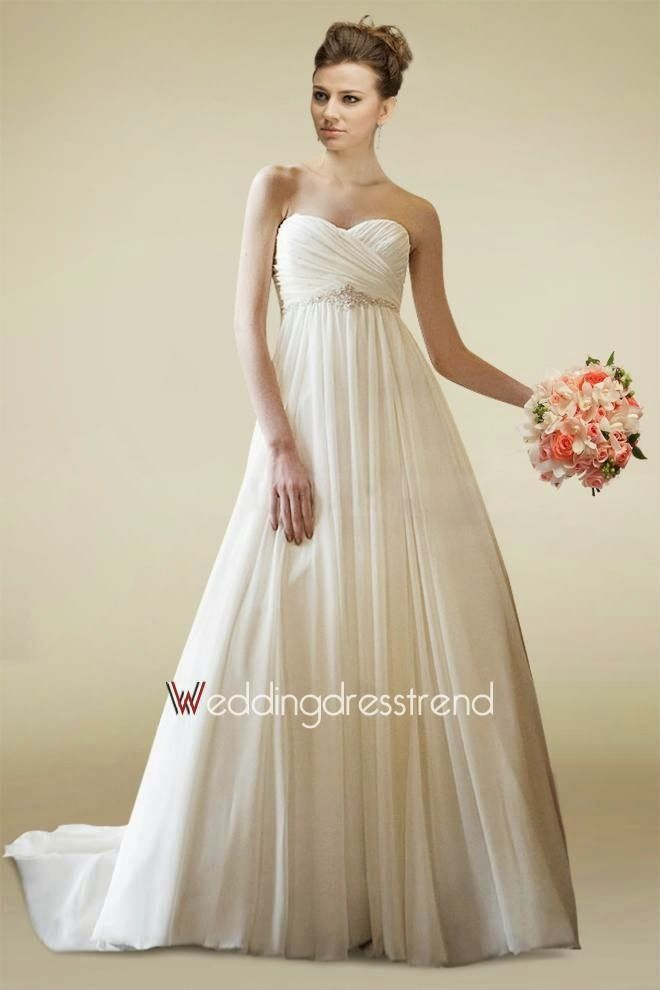 Best Chic Designer Wedding Dress Cute Embellishment And Distinctive Design Of Neck