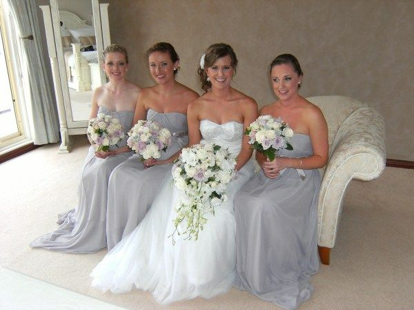 strapless bridesmaid dresses in sydney