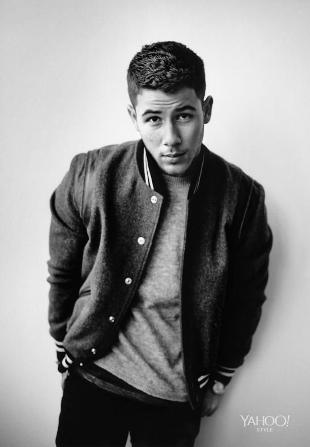"Nick Jonas EXCLUSIVE: ""I'm not a piece of meat."""