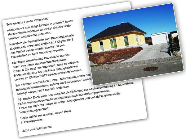 zufriedener bauherr familie schmid aus 72285 herzogsweiler bauherren erfahrungen mit town. Black Bedroom Furniture Sets. Home Design Ideas