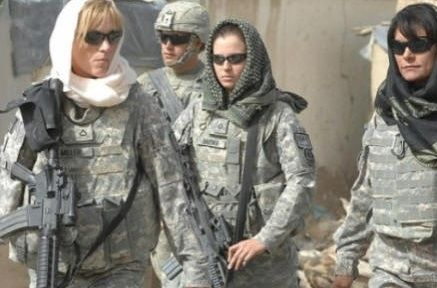 female NAVY SEAL | More Women Are Fighting And Dying In America's Wars Despite Combat Ban