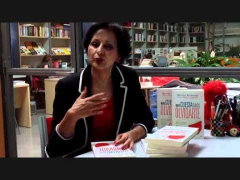La autora Mariela Michelena, habla de su publicación ME CUESTA TANTO OLVIDARTE. Mujeres abatidas por una ruptura amorosa, dispuestas a superar el dolor y reconstruir su identidad.