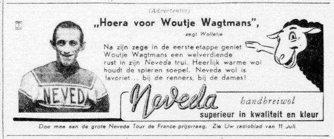 Wout Wagtmans - Neveda.