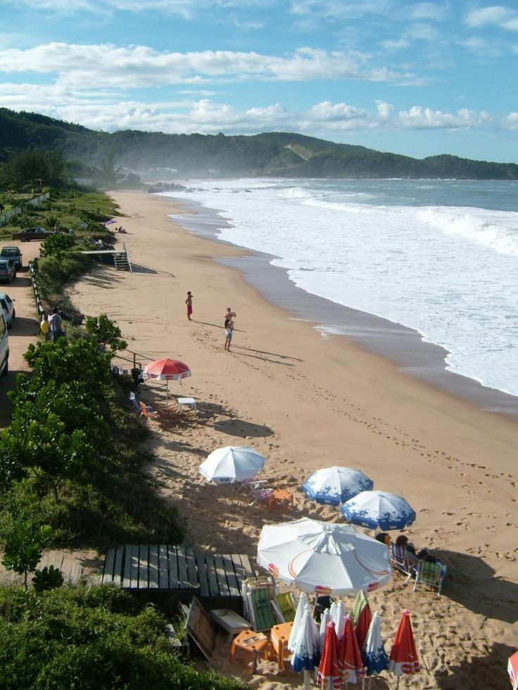 Mariscal Beach, Santa Catarina, Brazil.  I think I need to go there :)