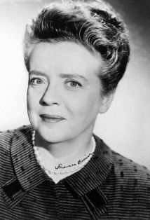 Frances Bavier (1902 - 1989) She reminds me of my own Mom. Andy Griffen