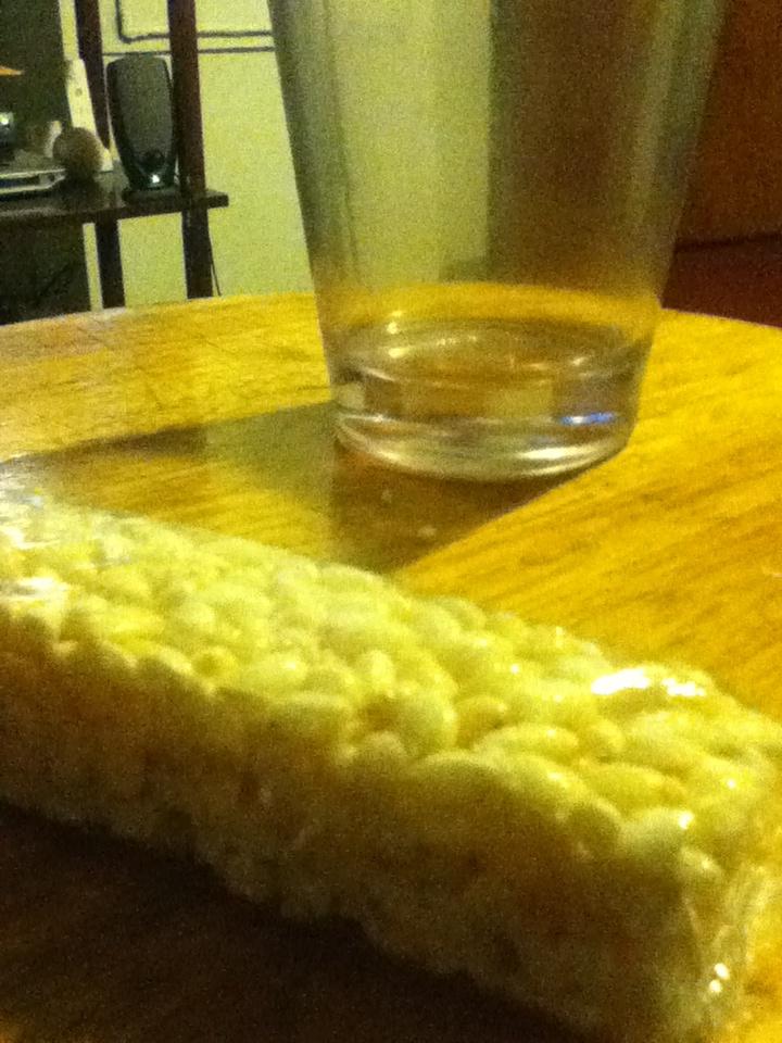 I love these rice cake snacks.