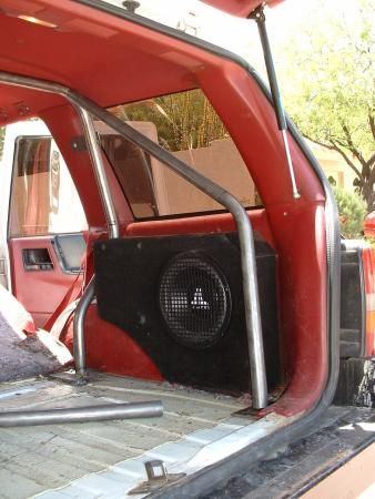 Xj Roll Cage Tie In It S A Jeep Thing Olllllo