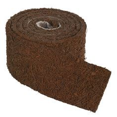 { Base of the pool } - Perm-A-Mulch Rubber Mulch 8-ft Red Landscape Edging Roll $9.88 @ Lowes.com