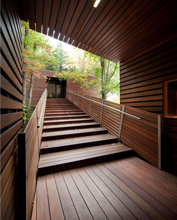 Balnea Pavillon in Canada designed by Blouin